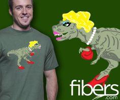 Trannysaurus Rex T-Shirts, Tank Tops, Hoodies - Show us some love over on Rumplo