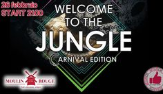 WELCOME TO THE JUNGLE CARNIVAL EDITION Da Moulin Rouge http://affariok.blogspot.it/