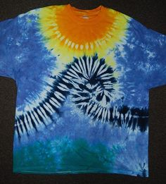 Dharma Trading Co. Featured Artist: Gina & Brent Paige- Groovy Toad Tie Dye