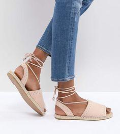 Asos JASIA Espadrille Sandals