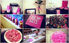 Sex In The City Girly Girl Party