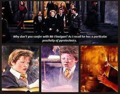 (harry potter,mr finnigan,explosions)