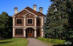 Дом «Челси»: архитектура, 2 эт | 6м, жилье, английский, 300 - 500 м2, фасад - кирпич, особняк #architecture #2fl_6m #housing #english #british #anglican #royal #300_500m2 #facade_brick #detachedhouse #palace #penthouse arXip.com