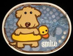 http://cardsbycg.blogspot.com/2011/07/smile-doggy-card.html