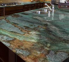 Brazilian Exotic Granite | Push Local Biz