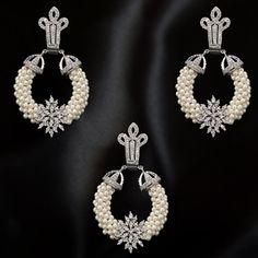 Indian Jewelry Online: Shop For Trendy & Artificial Jewelry at Utsav Fashion Indian Jewellery Online, Indian Jewelry, Traditional Indian Jewellery, Anklets, Diamond Earrings, Artisan, Women Jewelry, Coral, Pendants