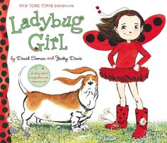 The first hardcover picture book in the New York Times bestselling Ladybug Girl…