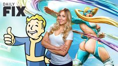 Fallout 4 New Art & Street Fighter 5 Reveal - IGN Daily Fix