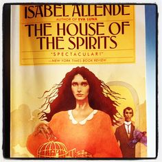 Just finished this amazing book by Isabel Allende -have you read it? - @alignbetween- #webstagram