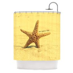 KESS InHouse Once Upon A Time Shower Curtain