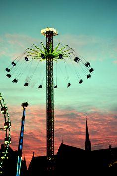 Beautiful Scenery ~ Fair Ride