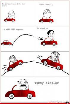 Tummy Tickler