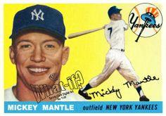 Topps Never Were Baseball Cards | Baseball Cards That Never Were: The missing 1955 Topps baseball cards