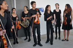 """Sydney Eisteddfod """"behind the scenes"""" at The Concourse Concert Hall, Chatswood"""