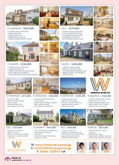 Page 20 www.wiltshireproperty.gg