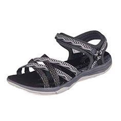 sports shoes f3665 02900 Trekking sandals for women