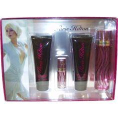 Paris Hilton by Paris Hilton for Women Gift Set by Paris Hilton. $27.74. Paris Hilton by Paris Hilton for Women - 4 piece Gift Set 3.4ounces EDP Spray, 3ounces Bath and Shower Gel, 3ounces Body Glistening Lotion, 7.5ml EDP Spray. 4 piece Gift Set 3.4ounces EDP Spray, 3ounces Bath and Shower Gel, 3ounces Body Glistening Lotion, 7.5ml EDP Spray. Launched by the design house of Paris Hilton in 2005, PARIS HILTON is a women's fragrance that possesses a blend of Frozen A...