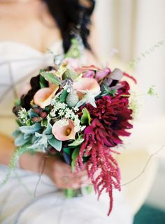 Another look at that bouquet from Artstems.com.au!  Photography by stewartleishman.com