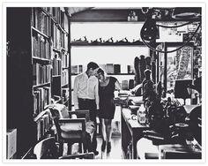 Book store or vintage shop?