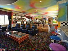Ultimate playroom colors!