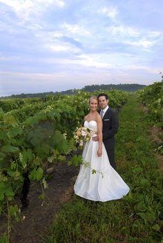 Picture in the Vineyard at Glenora Wine Cellars in the Finger Lakes, Seneca Lake, Dundee New York, www.glenora.com - 800-243-5513