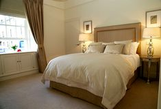 Home - Self Catering Accomodation - St Andrews - Perthshire - Fife - Outfield Farm - Abernyte - Carse of Gowrie - Perth - Let's Go Scotland Holiday Accommodation, High Ceilings, Large Bedroom, Luxurious Bedrooms, Catering, Luxury, Furniture, Home Decor, Luxury Bedrooms