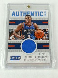 Russell Westbrook Oklahoma City Thunder 2015-16