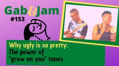 This term refers to songs that you really can't stand initially, but that eventually end up being among your favorites. Why do these songs have this twisted power over us? And don't you REALLY want to know, because you want to have that power over others? #musicispower #uglyispretty #diyrockstar #growonyou #prejippie #bloomingprejippie