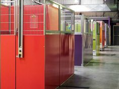 T-Kennel: Space Saver Kennel Systems and more, modular and beautiful. Made with sanitation in mind!