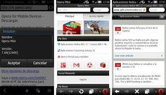 Opera Mini para Nokia sigue actualizándose http://shar.es/6iym1