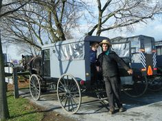 Amish Pennsylvania is fun for a seven year old boy - Exploramum & Explorason
