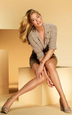 Style Without Skin - Doutzen Kroes: Sexy elegance without bearing it all - By Shawn Palmer. Excerpt: As it gets hotter, shirts are becoming skimpier