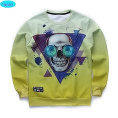 http://babyclothes.fashiongarments.biz/  newest listing youth brand 3D skull head printed hoodies boys teens Spring Autumn thin sweatshirts big kids sweatshirts W12, http://babyclothes.fashiongarments.biz/products/newest-listing-youth-brand-3d-skull-head-