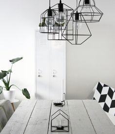 luminaire suspension design scandinave
