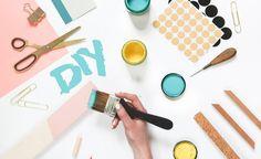 DIY : Des objets de déco à réaliser soi-même