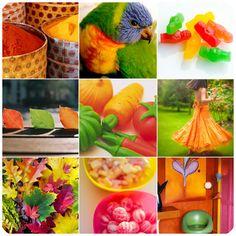 цвета и цветовые сочетания