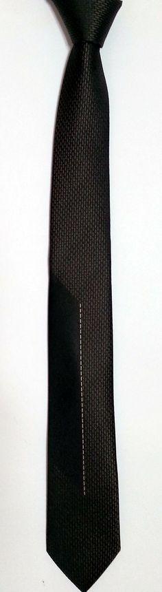 Cravat Brown Tie Men's Necktie Brown Tie PS144067 by PeraTime #handmadeatamazon #nazodesign