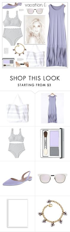 """""""Vacation"""" by arohii ❤ liked on Polyvore featuring Turkish-T, Clinique, Westward Leaning and Bomedo"""
