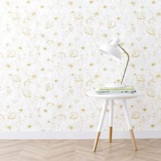 Ideas Wall Paper Flores Amarillas For 2019