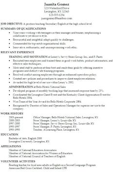 Cv Template University Student Resume Curriculum Vitae
