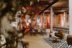 La Estación, industrial events – Cristina & Co. wedding planner – Foto, Natalia Ibarra #industrialwedding #bodaindustrial #wedding #boda