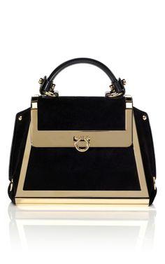 f18028008cbb Salvatore Ferragamo Sofia Evening Bag Beautiful Bags