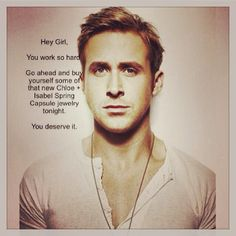 Ryan Gosling also likes chloe and Isabel  www.chloeandisabel.com/boutique/traceyscott#22350