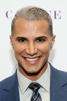 ddad411823ea7 men makeup · Research Samples of Glamour Runway Celebrities Ages 20s 30s ( Men) Sfx