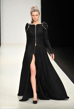 """Mercedes-Benz Fashion Week Russia: DIMA NEU осень-зима 2012-2013  Победитель российской версии проекта """"Подиум"""""""