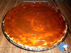 Cheesecake de Ricota com Doce de Leite