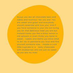 Melanie Sunshine (@the.joyfull.selflove.coach) posted on Instagram • Jun 26, 2020 at 12:16am UTC Bitter Lemon, Sweet Like Candy, Jun, Yummy Treats, Poems, Sunshine, Love You, Life, Instagram