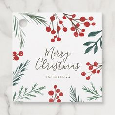Christmas Cards Drawing, Painted Christmas Cards, Christmas Favors, Watercolor Christmas Cards, Christmas Paper Crafts, Diy Christmas Cards, Xmas Cards, Christmas Greetings, Christmas Holidays