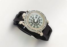 3D Printed Watch - by Timur Pinar