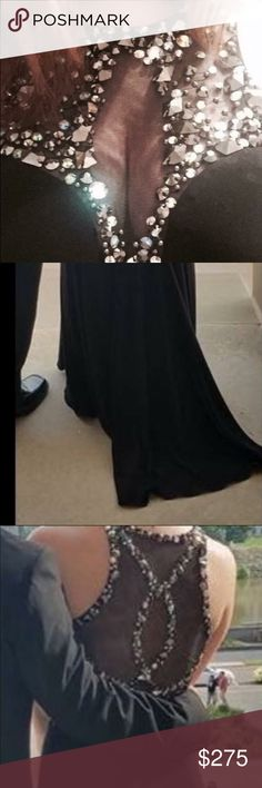 Sherri Hill Prom Dress worn once. absolutely in love with this dress. willing to negotiate on price. Sherri Hill Dresses Prom